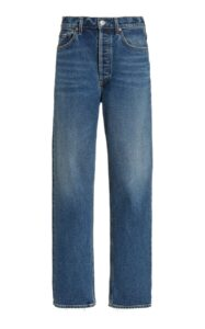 Citizens of Humanity Sabine Stretch High-Rise Straight-Leg Jeans