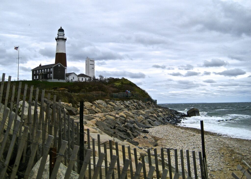Montauk New York best summer vacation destinations in the United States