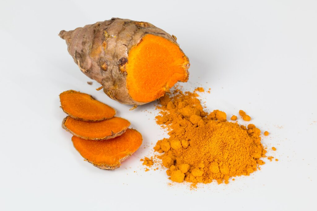 Superfoods to Add to Smoothies Turmeric Powder Antioxidants Reduce Inflammation