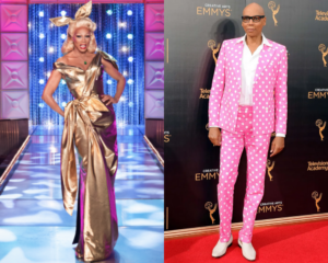 RuPaul Charles RuPaul's Drag Race Outfits Best-Dressed emmy Nominees 2021 Emmys