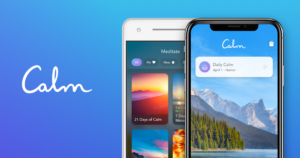 Calm Meditation App How to cope with periods of growth